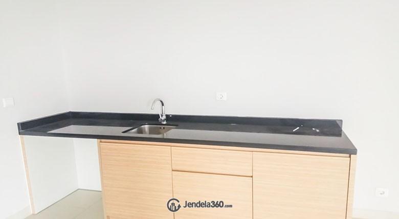 Kitchen Apartemen The Mansion Jasmine Kemayoran