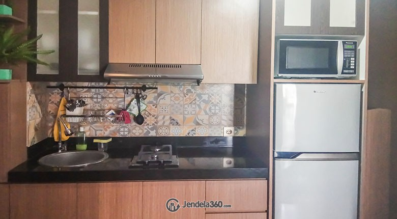 Kitchen Apartemen Bassura City Apartment