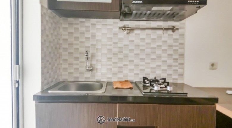 Kitchen Bassura City Apartment