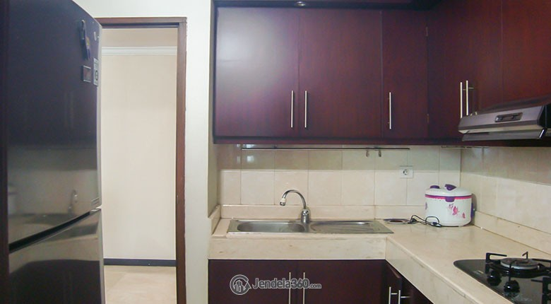 Kitchen Apartemen The Bellagio Residence