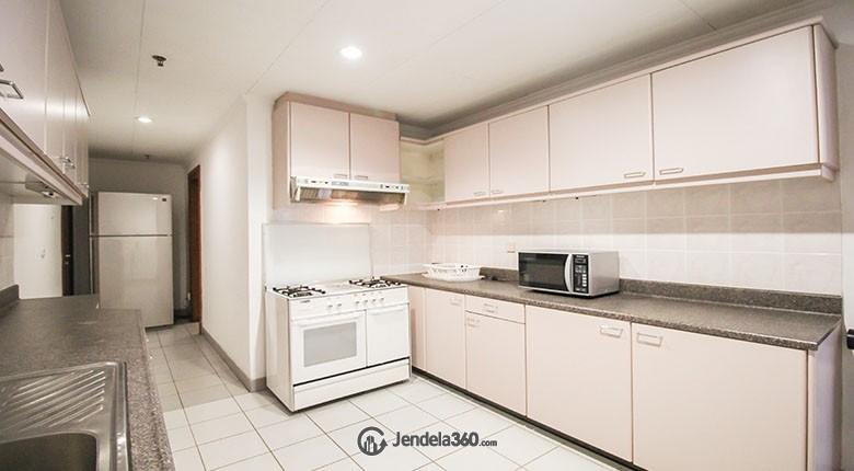Kitchen Menteng Regency Apartment