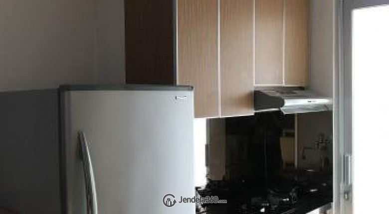 Kitchen Green Bay Pluit Apartment