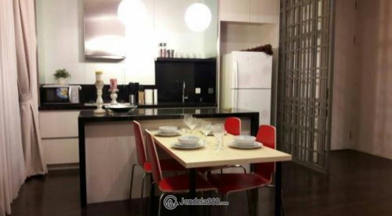 Kitchen Apartemen Verde Residence