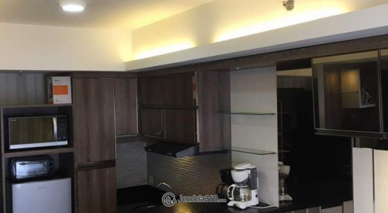 Kitchen Apartemen The Wave Apartment