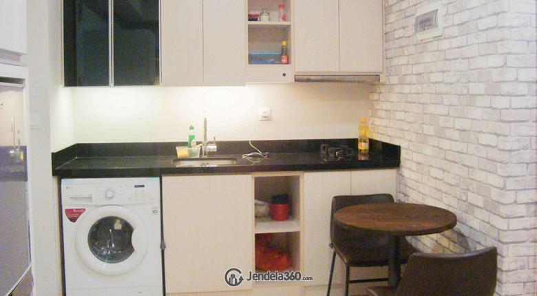 Kitchen The Mansion Bougenville Kemayoran