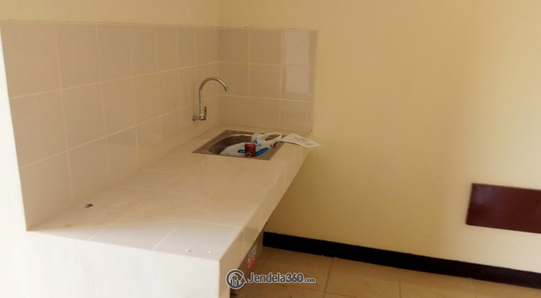 Kitchen Apartemen Casablanca East Residence