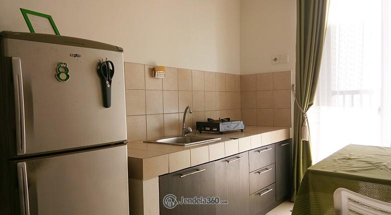 Kitchen Mediterania Marina Ancol Apartment Apartment