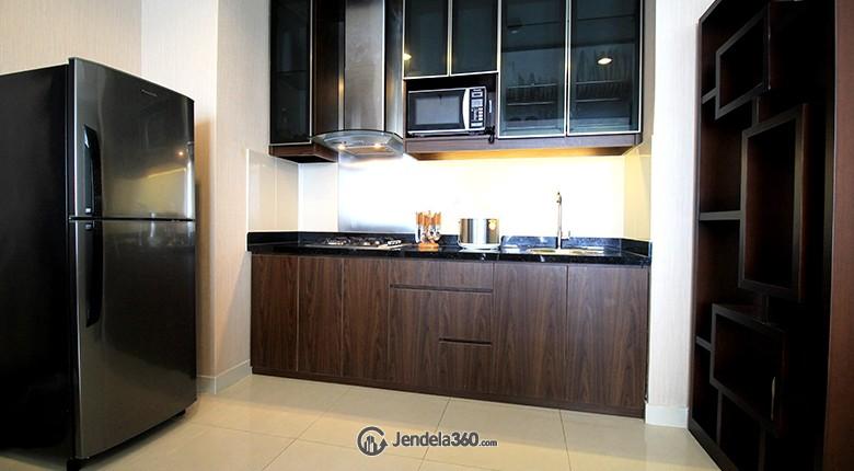 Kitchen Kuningan City - Denpasar Residence