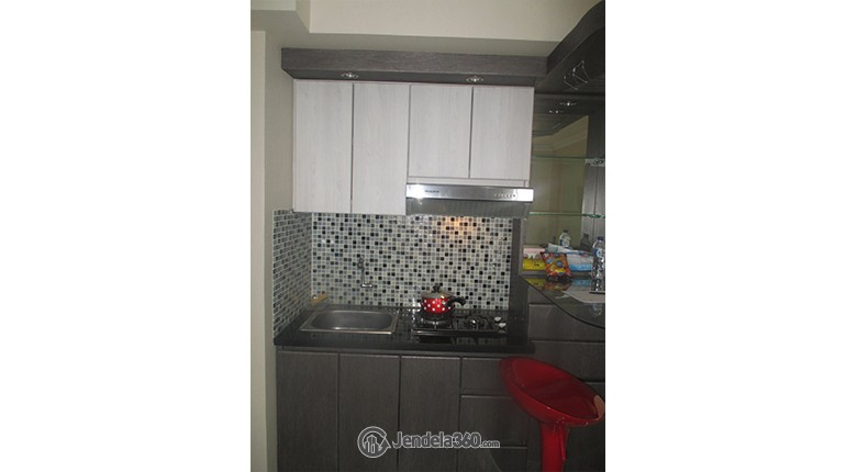 Kitchen Bassura City Apartment Apartment