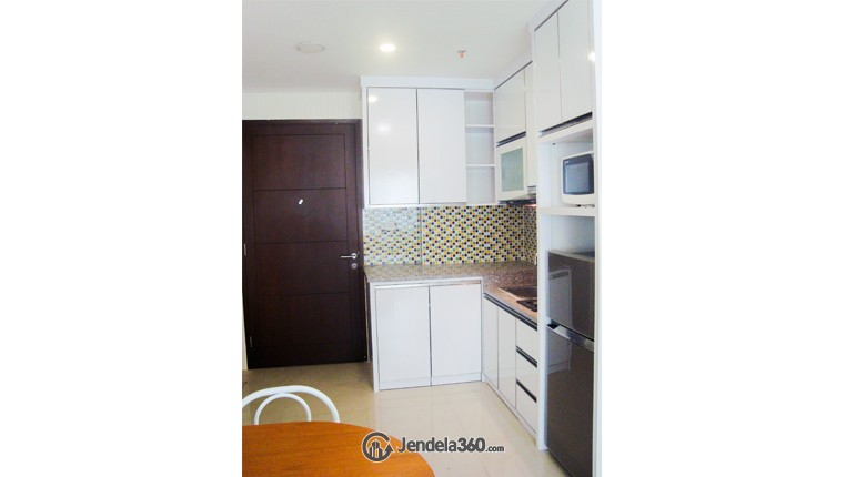 Kitchen Apartemen Aspen Residence Apartment