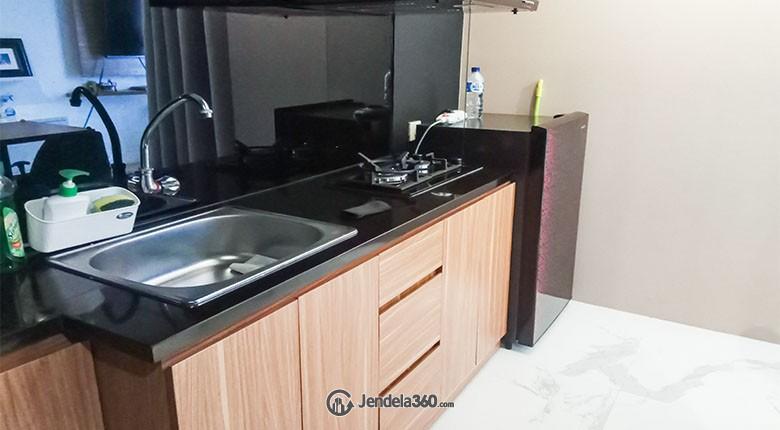 Kitchen Apartemen Ambassade Residences