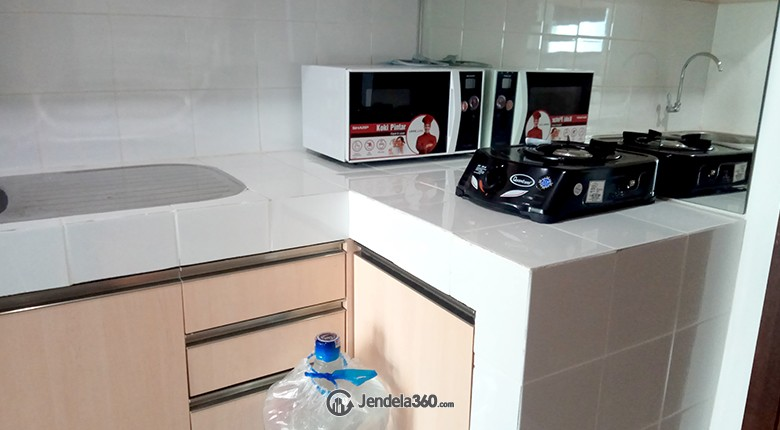 Kitchen Apartemen Springhill Terrace Residence