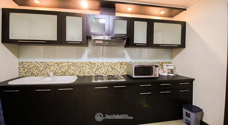 Kitchen Apartemen Casablanca Apartment