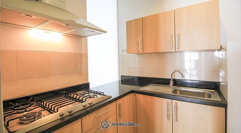 Kitchen Apartemen Pearl Garden Apartment