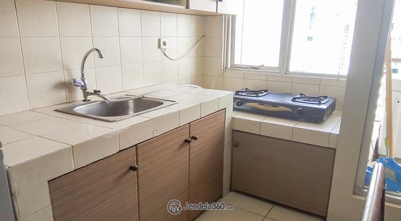 Kitchen Apartemen Mediterania Boulevard Kemayoran