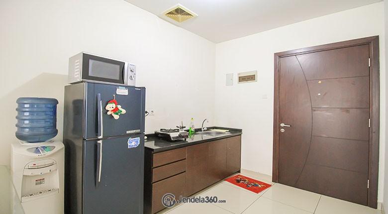 Kitchen Apartemen Central Park Apartment