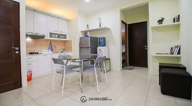Kitchen Apartemen Casablanca Mansion