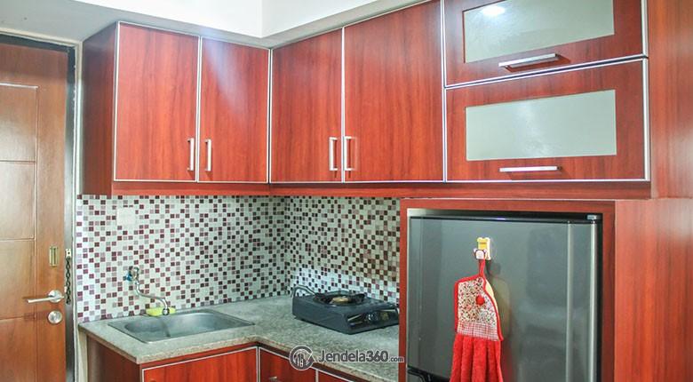 Kitchen Apartemen Kebagusan City Apartment