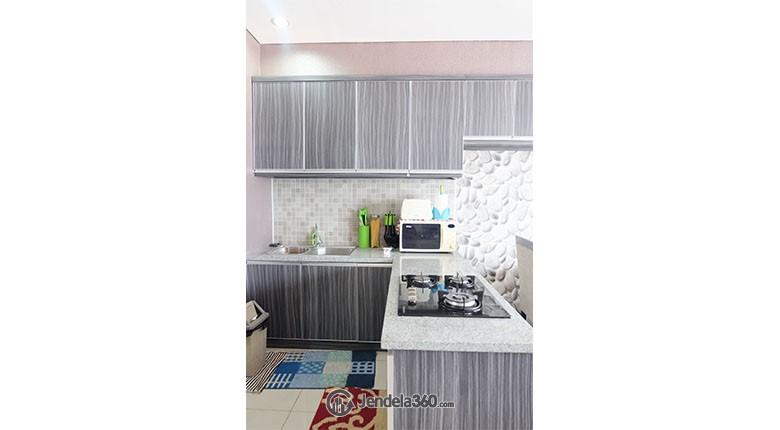 Kitchen Aspen Residence Apartment