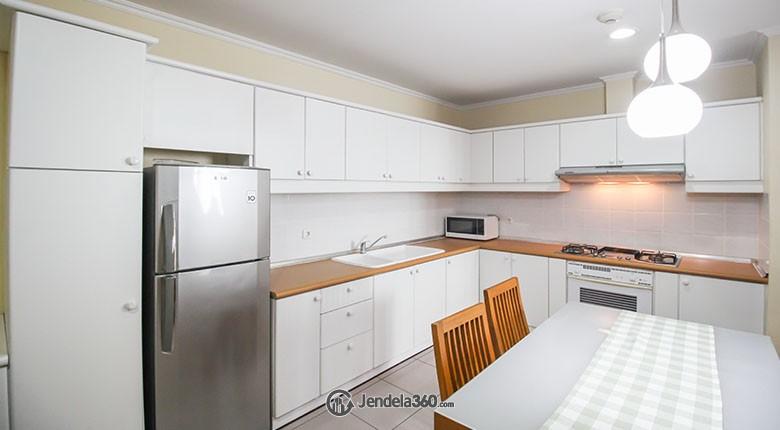 Kitchen Pondok Club Villa Apartment