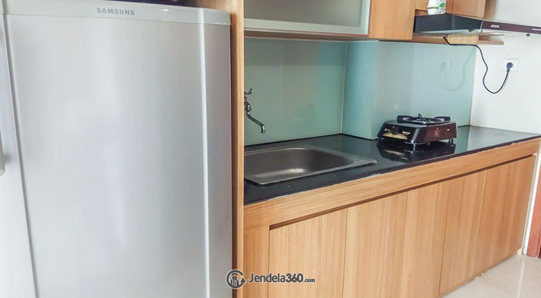 Kitchen Apartemen Royal Mediterania Garden Residence