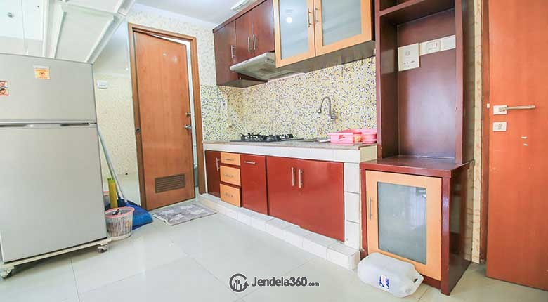 Kitchen Grand Kartini Apartment Apartment