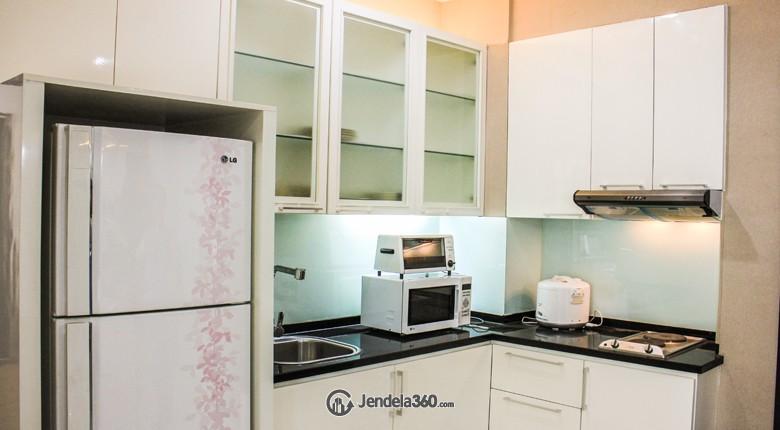 Kitchen Gandaria Heights Apartment Apartment