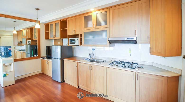 Kitchen Batavia Apartment