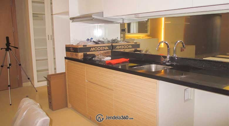 Kitchen The Mansion Jasmine Kemayoran