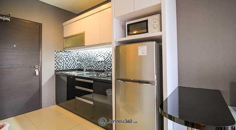Kitchen Apartemen Taman Sari Semanggi Apartment