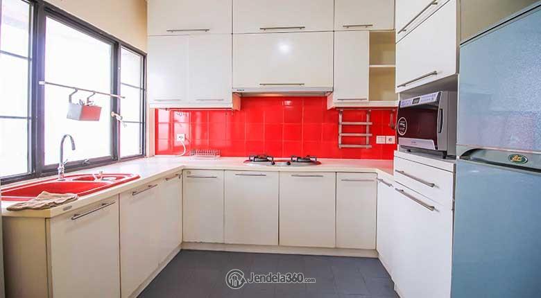 Kitchen Apartemen Puri Garden Apartment