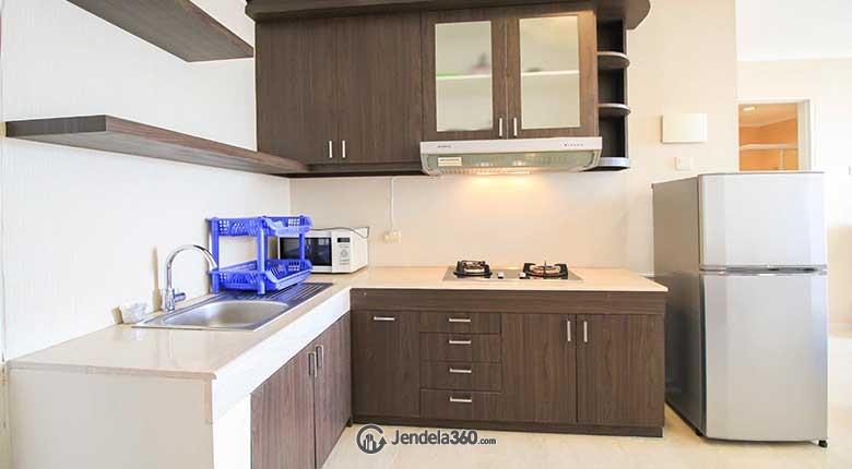 Kitchen FX Residence Apartment