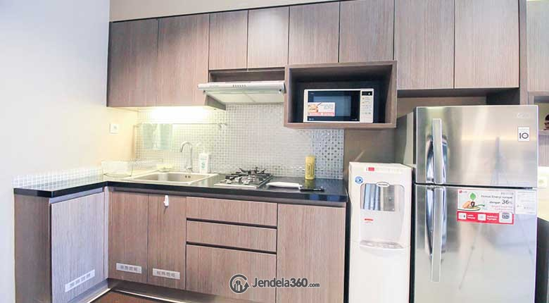 Kitchen Taman Sari Semanggi Apartment Apartment