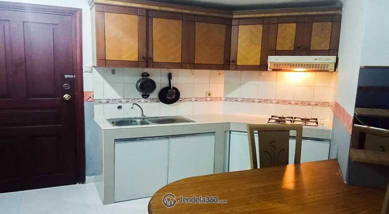 Kitchen Apartemen Puri Kemayoran Apartment