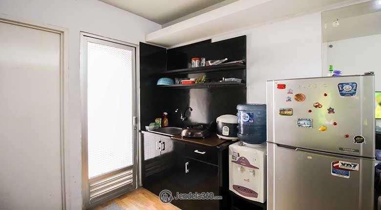 Kitchen Apartemen Kalibata City Apartment