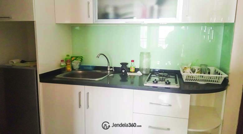 Kitchen Apartemen Marbella Kemang Residence Apartment
