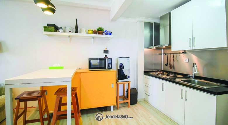 Kitchen Signature Park Apartment