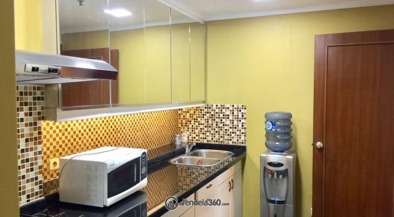 Kitchen Apartemen Puri Imperium Apartment