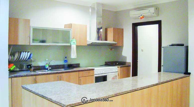Kitchen Belleza Apartment