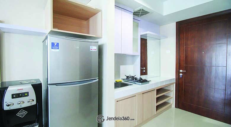 Kitchen Springhill Terrace Residence Apartment