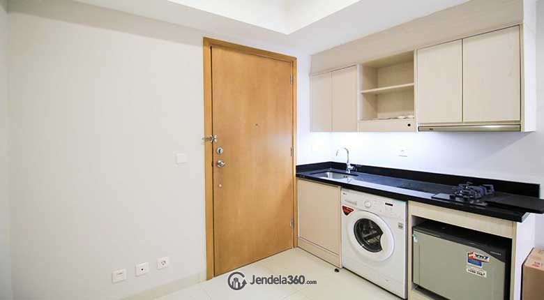 Kitchen Apartemen The Mansion Bougenville Kemayoran