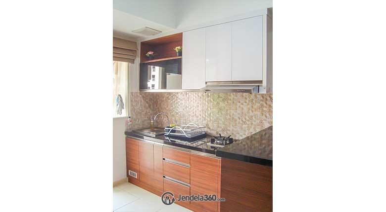 Kitchen Green Lake View Apartment