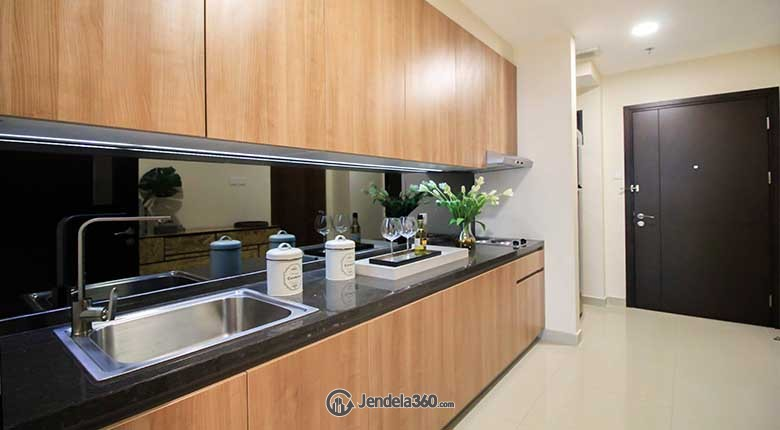 Kitchen Wang Residences Apartment