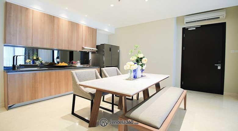 Kitchen Wang Residences Apartment