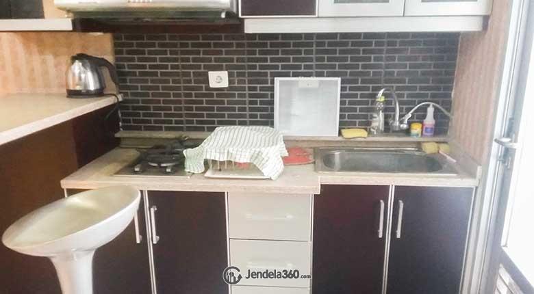 Kitchen Gading Nias Apartment