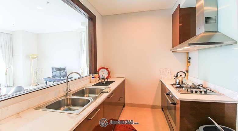 Kitchen Essence Darmawangsa Apartment Apartment