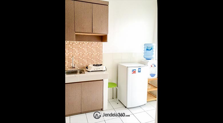 Kitchen Menteng Square Apartment