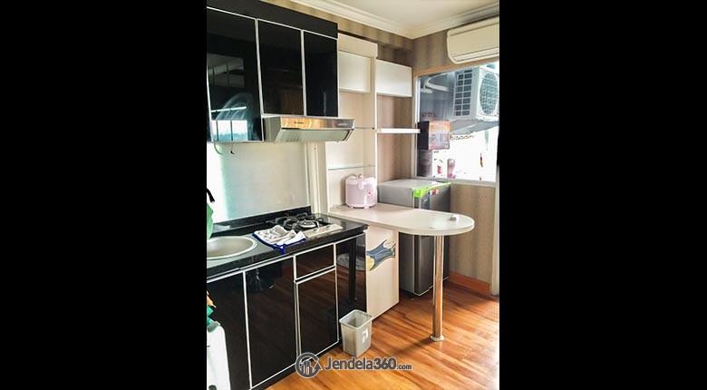 Kitchen Apartemen Menteng Square Apartment