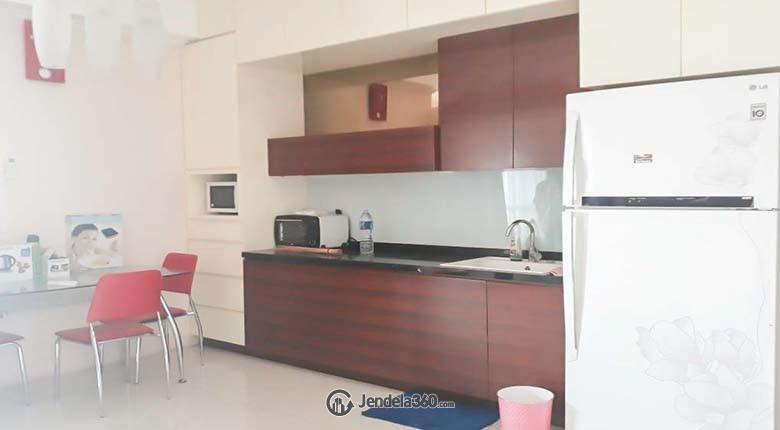 Kitchen Apartemen 1 Park Residences