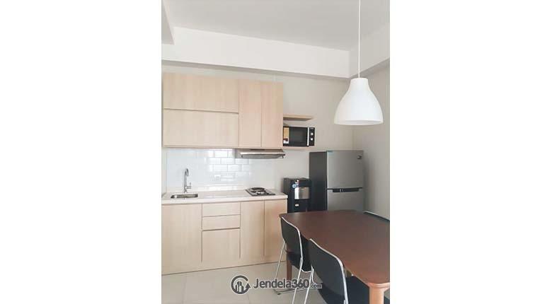 Kitchen 1 Park Residences Apartment